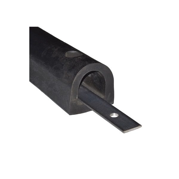 D6 – 4 feet – Extruded Dock Bumpers – 6h x 6w x 48