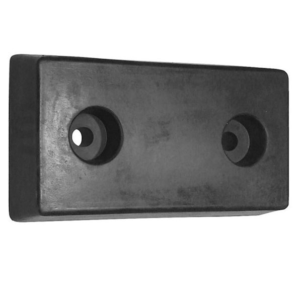 Molded Rubber Loading Dock Bumpers M-18