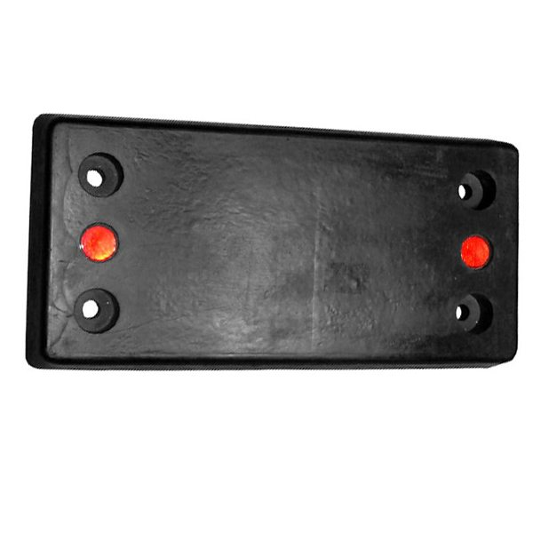 Molded Rubber Loading Dock Bumpers M-B