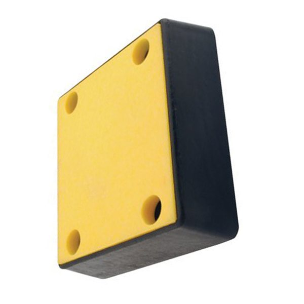 Molded Rubber Loading Dock Bumpers M-SS1213YL