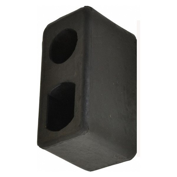 Molded Rubber Loading Dock Bumpers TB-10